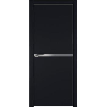 Дверь Профиль дорс 11Е Черный матовый - глухая (Товар № ZF209579)