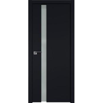 Дверь Профиль дорс 36Е Черный матовый - со стеклом (Товар № ZF209596)