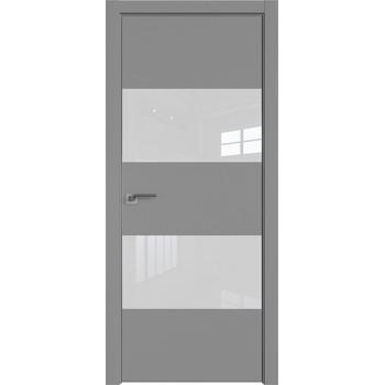 Дверь профиль дорс 10Е Манхэттен - со стеклом (Товар № ZF209554)