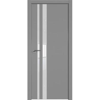 Дверь профиль дорс 16Е Манхэттен - со стеклом (Товар № ZF209557)