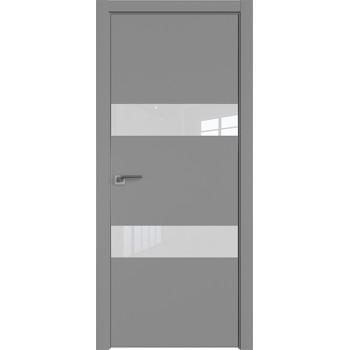 Дверь Профиль дорс 34Е Манхэттен - со стеклом (Товар № ZF209569)