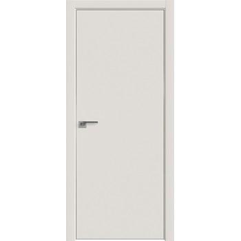 Дверь профиль дорс 1Е дарк вайт - глухая (Товар № ZF209455)