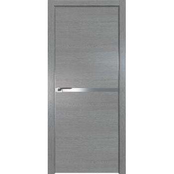 Дверь Профиль дорс 11ZN Грувд серый - глухая (Товар № ZF210341)