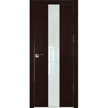 Дверь Профиль дорс 25ZN Дарк браун - со стеклом (Товар № ZF210364)