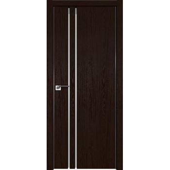 Дверь Профиль дорс 35ZN Дарк браун - со стеклом (Товар № ZF210373)