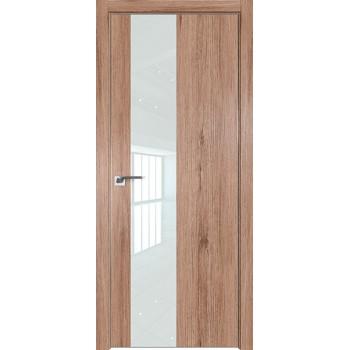 Дверь Профиль дорс 5ZN Салинас светлый - со стеклом (Товар № ZF210507)