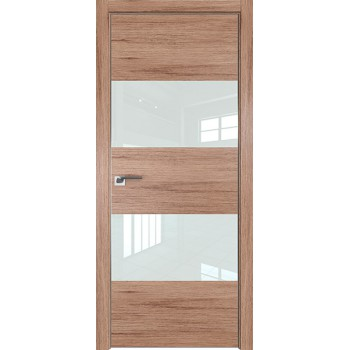 Дверь Профиль дорс 10ZN Салинас светлый - со стеклом (Товар № ZF210513)