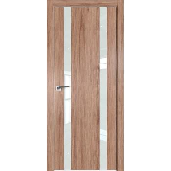 Дверь Профиль дорс 9ZN Салинас светлый - со стеклом (Товар № ZF210517)