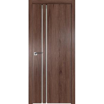 Дверь Профиль дорс 35ZN Салинас темный - со стеклом (Товар № ZF210446)