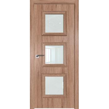 Дверь Профиль дорс 55ZN Салинас светлый - со стеклом (Товар № ZF210528)