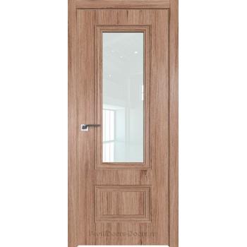 Дверь Профиль дорс 59ZN Салинас светлый - со стеклом (Товар № ZF210530)