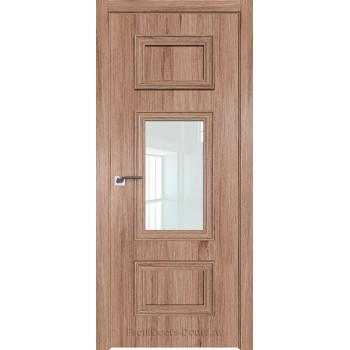 Дверь Профиль дорс 57ZN Салинас светлый - со стеклом (Товар № ZF210531)