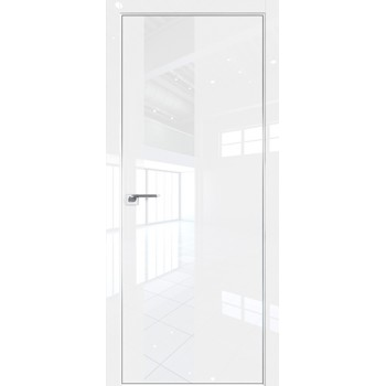 Дверь Профиль дорс 5LK Белый люкс - со стеклом (Товар № ZF209932)