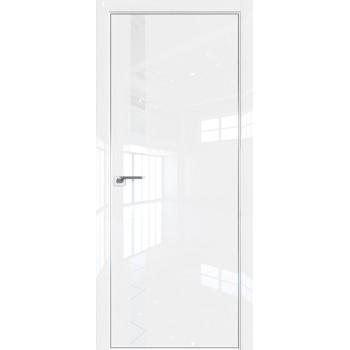 Дверь Профиль дорс 6LK Белый люкс - со стеклом (Товар № ZF209934)