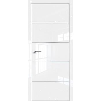 Дверь Профиль дорс 7LK Белый люкс - глухая (Товар № ZF209938)