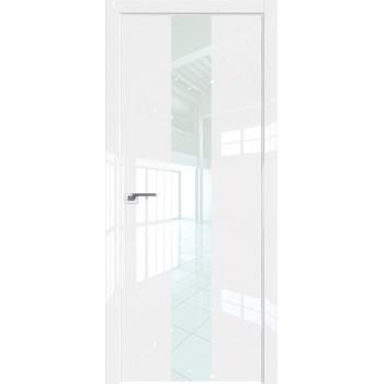 Дверь Профиль дорс 25LK Белый люкс - со стеклом (Товар № ZF209947)