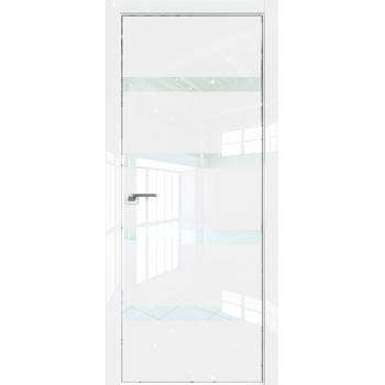 Дверь Профиль дорс 26LK Белый люкс - со стеклом (Товар № ZF209950)