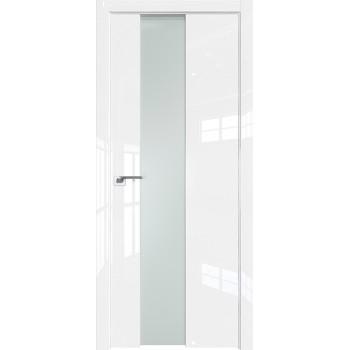 Дверь Профиль дорс 22LK Белый люкс - со стеклом (Товар № ZF209951)