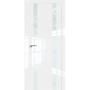 Дверь Профиль дорс 9LK Белый люкс - со стеклом (Товар № ZF209953)