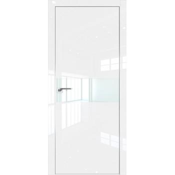 Дверь Профиль дорс 4LK Белый люкс - со стеклом (Товар № ZF209965)