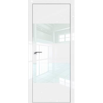 Дверь Профиль дорс 10LK Белый люкс - со стеклом (Товар № ZF209956)