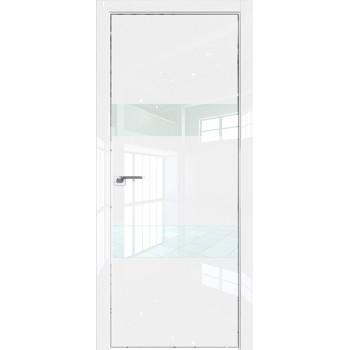 Дверь Профиль дорс 34LK Белый люкс - со стеклом (Товар № ZF209968)