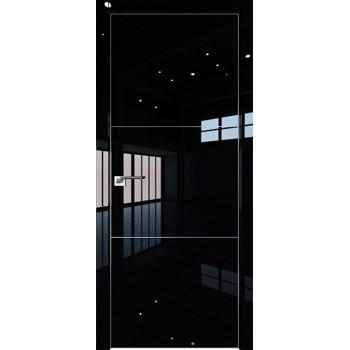 Дверь Профиль дорс 2LK Черный люкс - глухая (Товар № ZF209973)