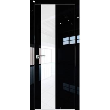 Дверь Профиль дорс 5LK Черный люкс - со стеклом (Товар № ZF209976)