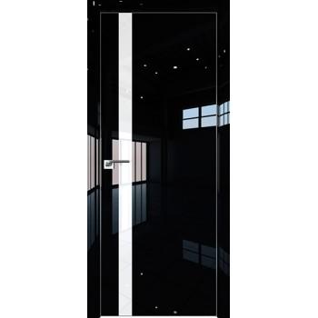 Дверь Профиль дорс 6LK Черный люкс - со стеклом (Товар № ZF209974)