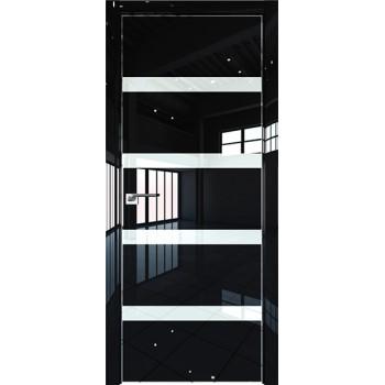 Дверь Профиль дорс 26LK Черный люкс - со стеклом (Товар № ZF210148)