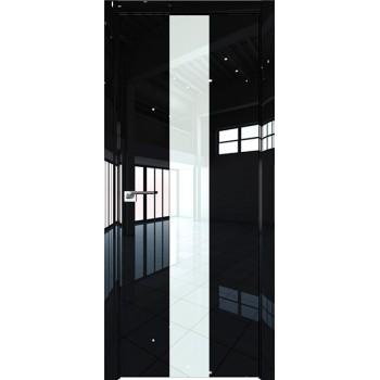 Дверь Профиль дорс 25LK Черный люкс - со стеклом (Товар № ZF210147)