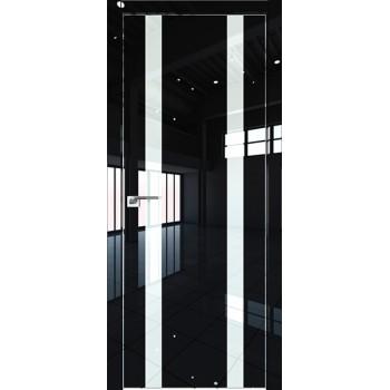 Дверь Профиль дорс 9LK Черный люкс - со стеклом (Товар № ZF210150)