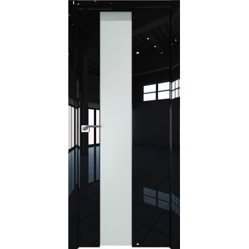 Дверь Профиль дорс 22LK Черный люкс - со стеклом (Товар № ZF210162)