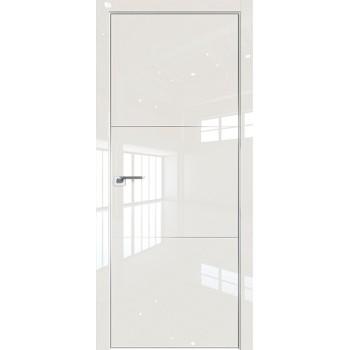 Дверь Профиль дорс 2LK Магнолия люкс - глухая (Товар № ZF209972)