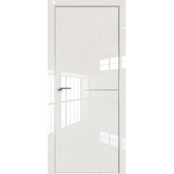 Дверь Профиль дорс 12LK Магнолия люкс - глухая (Товар № ZF210001)
