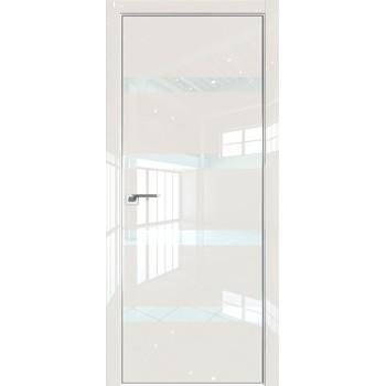Дверь Профиль дорс 26LK Магнолия люкс - со стеклом (Товар № ZF210130)