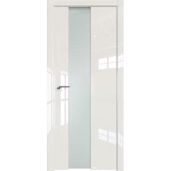 Дверь Профиль дорс 22LK Магнолия люкс - со стеклом (Товар № ZF210133)