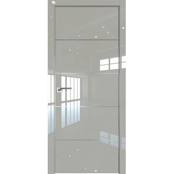 Дверь Профиль дорс 7LK Галька люкс - глухая (Товар № ZF209958)