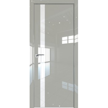 Дверь Профиль дорс 6LK Галька люкс - со стеклом (Товар № ZF209970)