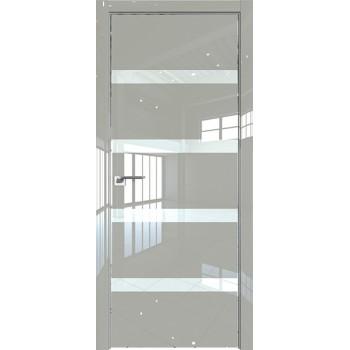 Дверь Профиль дорс 26LK Галька люкс - со стеклом (Товар № ZF210115)