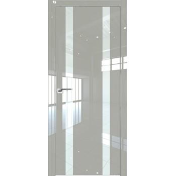 Дверь Профиль дорс 9LK Галька люкс - со стеклом (Товар № ZF210120)