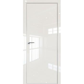 Дверь Профиль дорс 1LK Магнолия люкс - глухая (Товар № ZF209955)