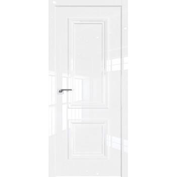 Дверь Профиль дорс 82LK Белый люкс - глухая (Товар № ZF209935)
