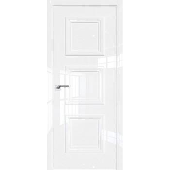 Дверь Профиль дорс 84LK Белый люкс - глухая (Товар № ZF209943)