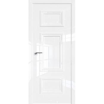 Дверь Профиль дорс 86LK Белый люкс - глухая (Товар № ZF209949)