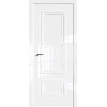 Дверь Профиль дорс 88LK Белый люкс - глухая (Товар № ZF209946)