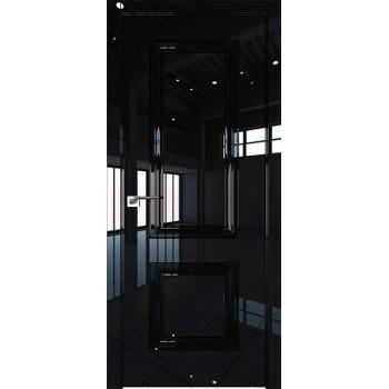 Дверь Профиль дорс 82LK Черный люкс - глухая (Товар № ZF210141)