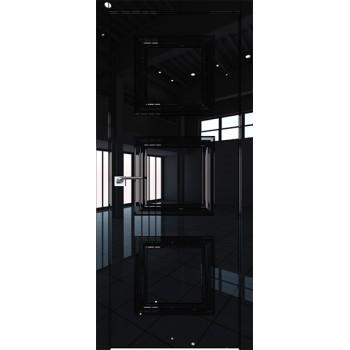 Дверь Профиль дорс 84LK Черный люкс - глухая (Товар № ZF210145)