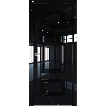 Дверь Профиль дорс 86LK Черный люкс - глухая (Товар № ZF210161)