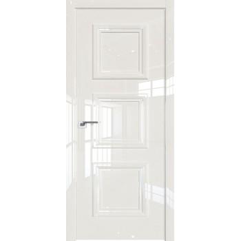 Дверь Профиль дорс 84LK Магнолия люкс - глухая (Товар № ZF210124)